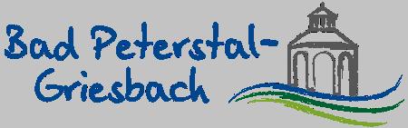 Logo Kur und Tourismus GmbH Bad Peterstal-Griesbach