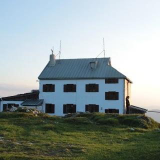 Stöhrhaus am Untersberg