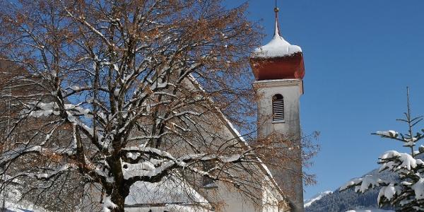 Dalaas, Pfarrkirche Hl. Oswald