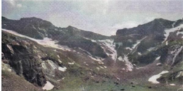 Landschaft am Rotgüldensee