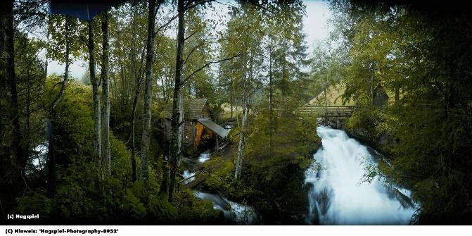 Gföller Mühle im Untertal