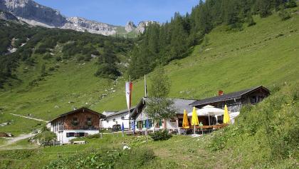 Weissenbachalm 1607 m
