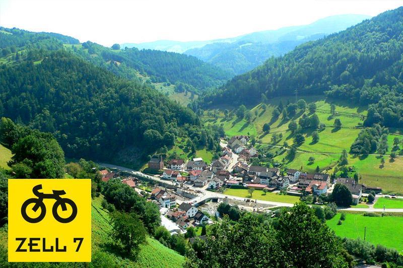 Zeller Tour 7 - Tour von Mambach - Ehrsberg - Häg - Mambach
