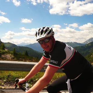 Biken in den Brenta Dolomiten