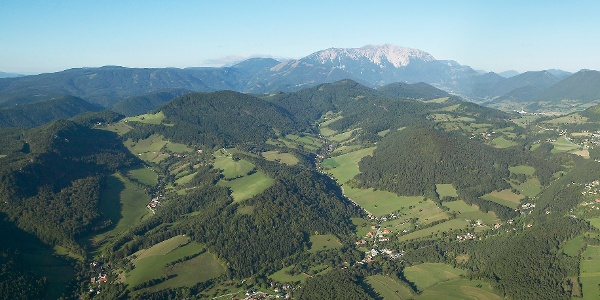 Schrattenbach und das Hornungstal