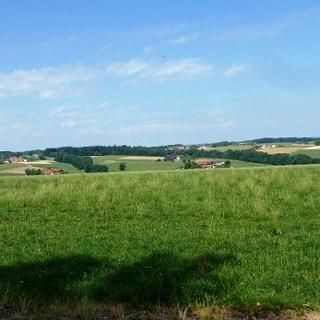Panorama nach Wernhardsberg