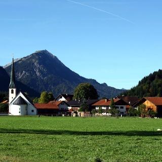 Wanderung Oberammergau - Graswang