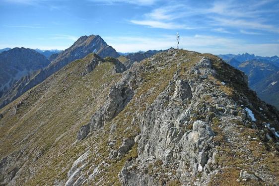 Bergtour - Kreuzspitze