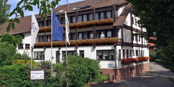 Hotel-Restaurant Frankenbrunnen