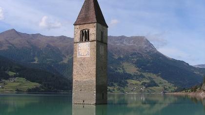 Der Grauner Turm.