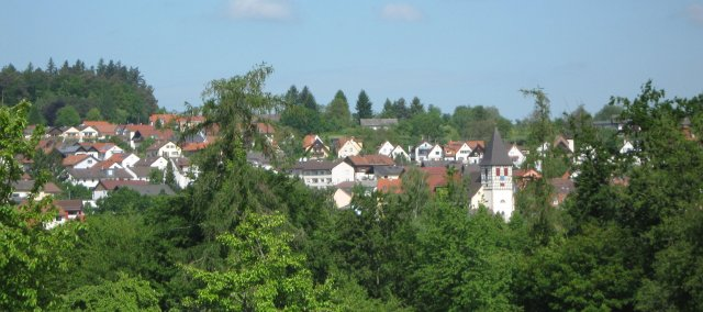 Mit dem Kuckuck rund um Ittersbach