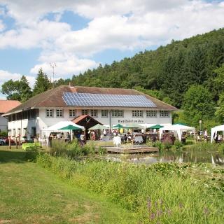 Waldhotel*Forellengasthof Wohlfahrtsmühle