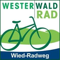 Logo Wied-Radweg, Radtour Westerwald