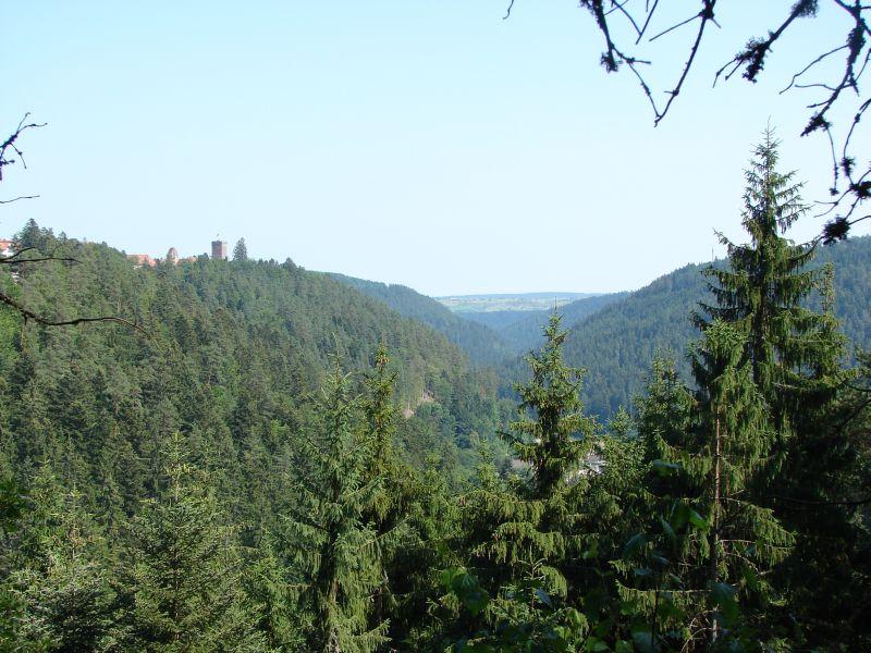 Aussichtstour um Bad Teinach - Zavelstein
