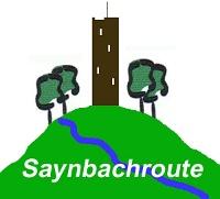 Saynbach-Radrundweg, Radtour Westerwald