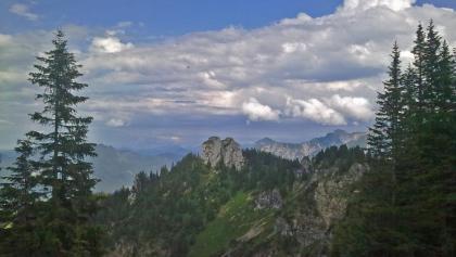 Radtour um das Ettaler Manndl - Gipfel