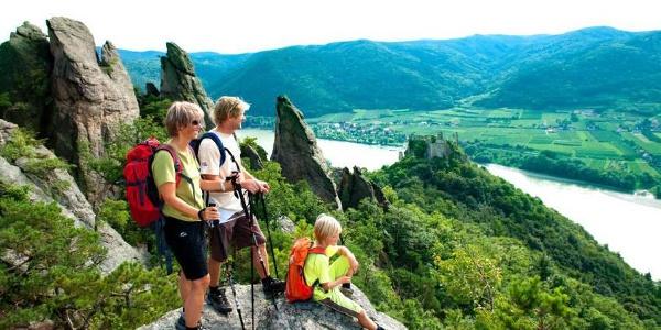 Am Welterbesteig Wachau über Dürnstein