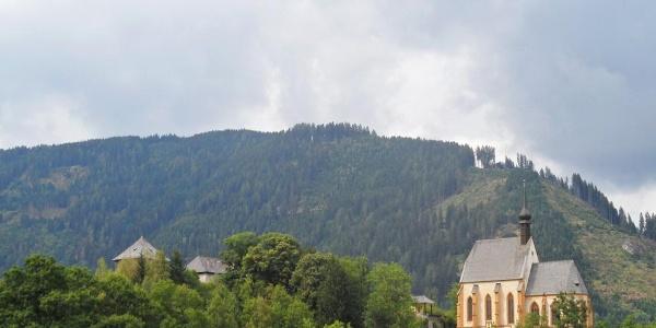 Die Stadtpfarrkirche Murau