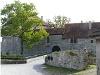 Burg Maienfels bei Wüstenrot mit der zu großen Teilen erhaltenen Kernburg ist in Privatbesitz und dient heute als Kulisse für Konzerte und Theateraufführungen.  - @ Autor: Silke Rüdinger  - © Quelle: Hohenlohe + Schwäbisch Hall Tourismus e.V.