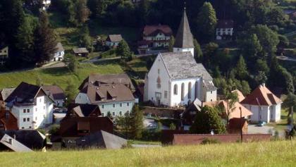 Pfarrkirche Hirschegg