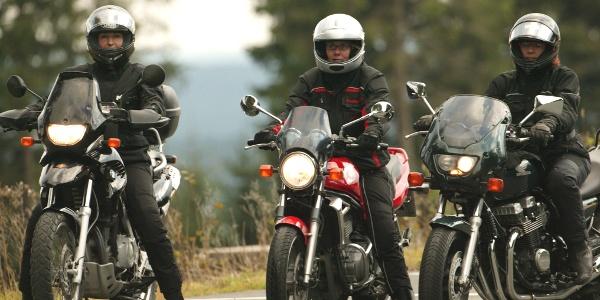 Motorradfahren in der Ferienwelt Winterberg