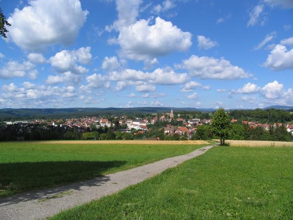 Panoramarundweg Bonndorf