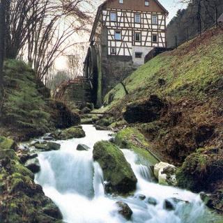 Untere Mühle Calw