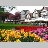 Kurpark in Bad Sooden-Allendorf