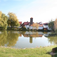 Teich in Grandenborn
