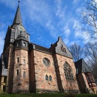 Kirche in Holzhausen
