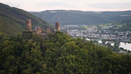 Rund um Burg Thurant