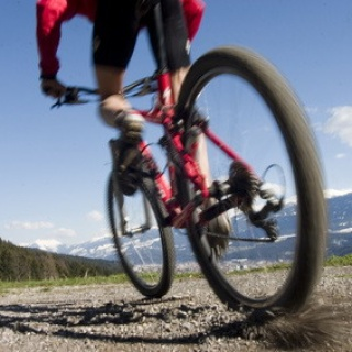 Herrliche Mountainbiketour
