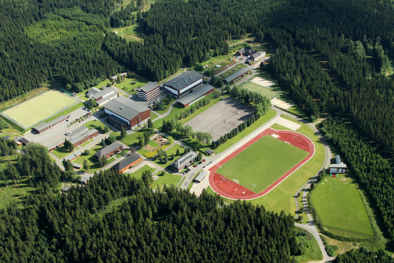 Luftbild Sportpark Rabenberg