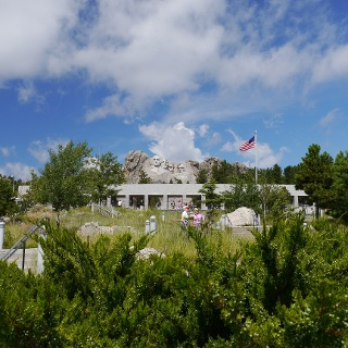Mount Rushmore Car park