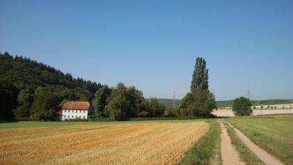 Ackvas-Mühle am Hahnenbach