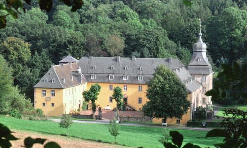 """Rundwanderweg in Langscheid """"Schlösser Tour"""""""