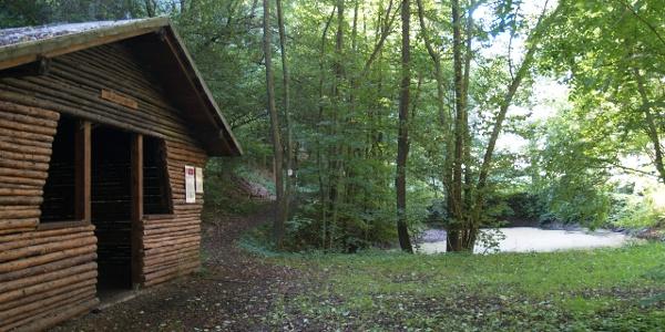 """Die Hütte """"In der Wahlenbach"""""""
