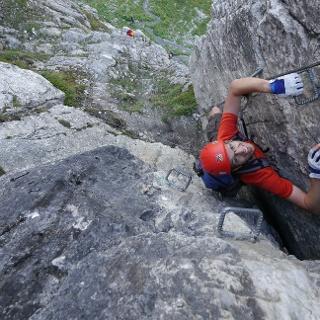Gerlossteinwand-Klettersteig