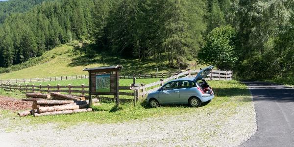 Parkplatz Götsch