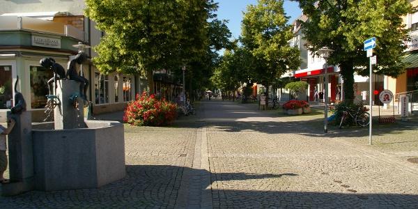 Fußgängerzone Freilassing