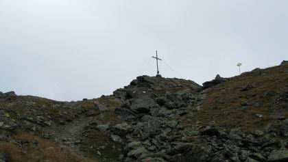 Der Gipfel des Fotscher Windegg