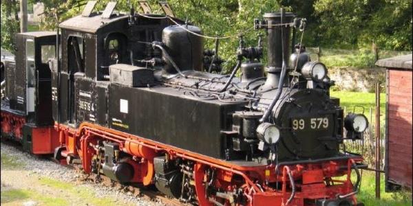 Sächsisches Schmalspurbahn-Museum