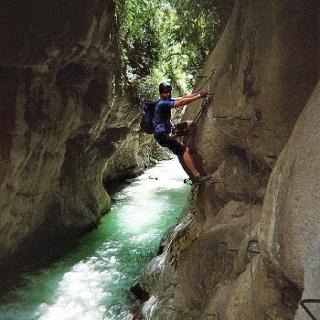 Les Canyons de Lantosque