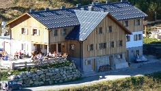Wolfratshauser Hütte.