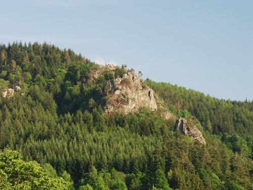 Rundweg Naturschutzgebiet Lautenfelsen