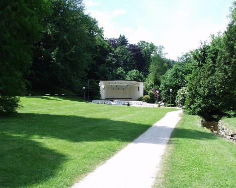 Walking Tour durchs Igelbachtal