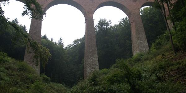 Hubertusschlucht-Viadukt