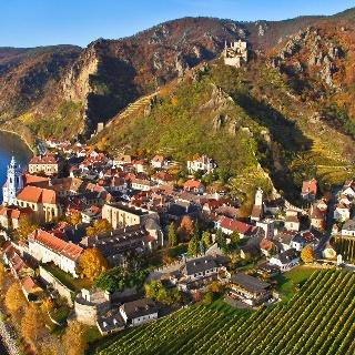 Stadt und Ruine Dürnstein