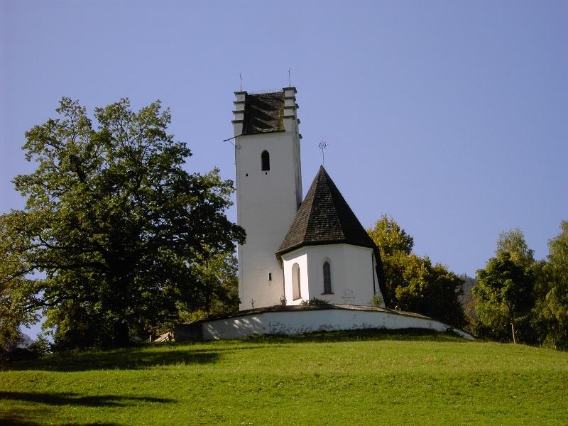"""Wandern von Brannenburg aus - Bergtour zu den """"Drei Linden"""""""