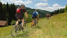 """Spiegelberg Mountainbiketour """"Räuberweg"""""""